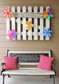 Dcoration maison de printemps et Pques- ides en photos