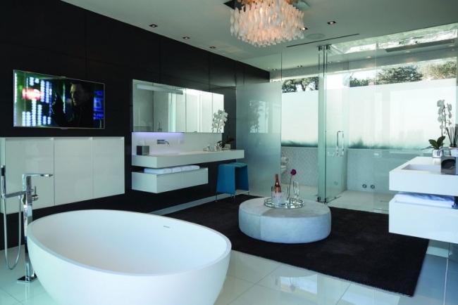 Salle De Bain Moderne En 90 Idees D Amenagement Reussi