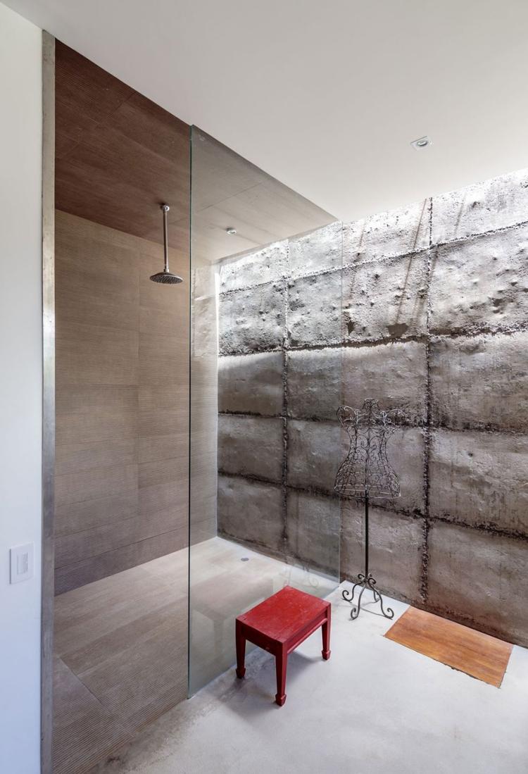 Salle de bain moderne en 90 ides damnagement russi