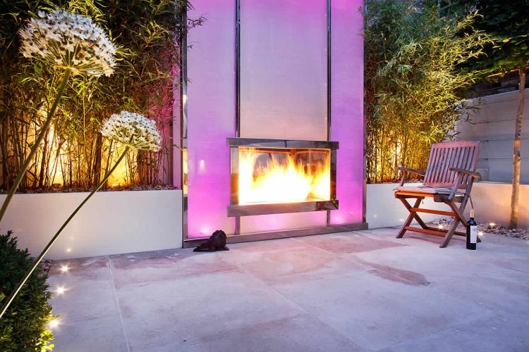 Petit Salon De Jardin En Bambou Mobilier Jardin Bambou | Ifmore