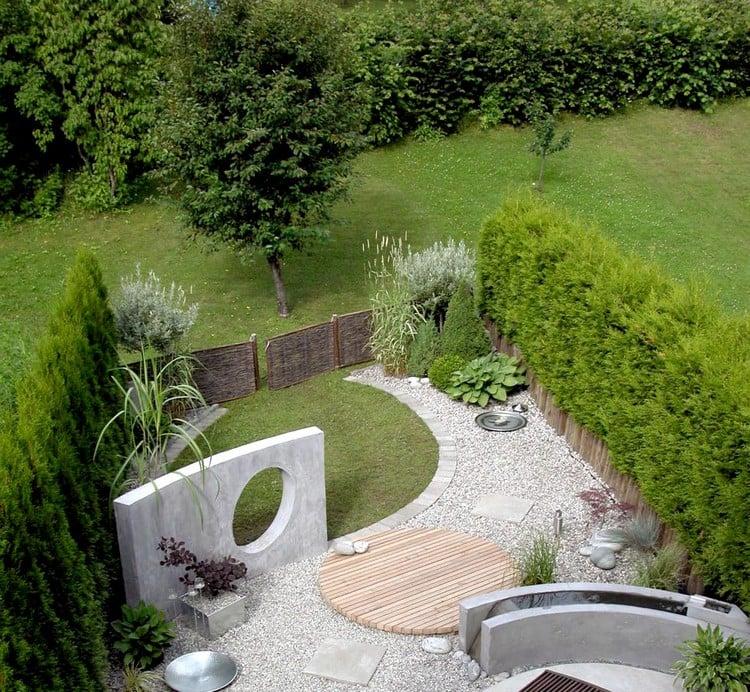 Amenager Son Jardin Mediterraneen - Décoration de maison idées de ...