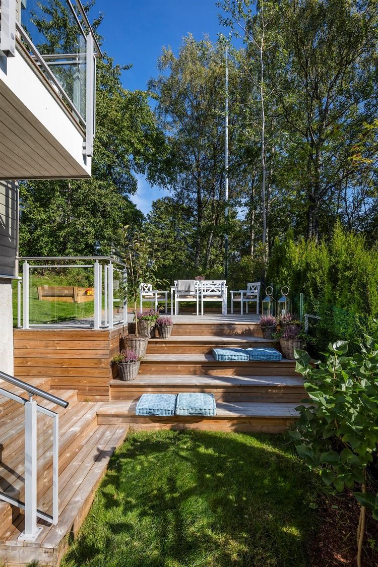 Amnager son jardin et terrasse  52 ides pour votre oasis