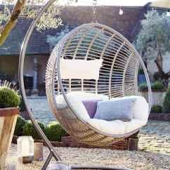 Bird Nest Chair Target Threshold Brookline Tufted Dining Fauteuil Suspendu Jardin- 34 Idées D'aménagement Extérieur