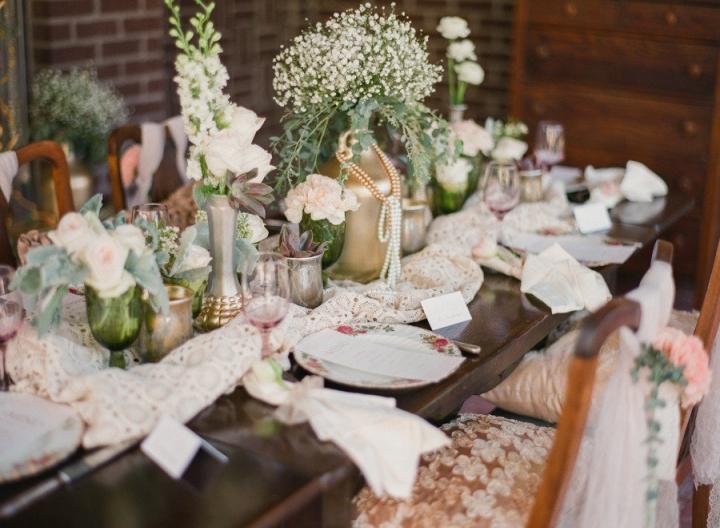 Blumen Fr Hochzeitsdeko