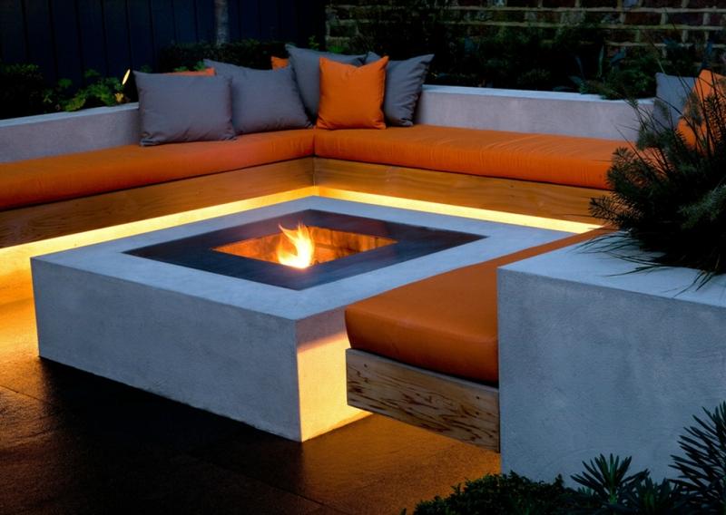 Spot LED Extrieur 45 Ides Sur Lclairage De Jardin Moderne