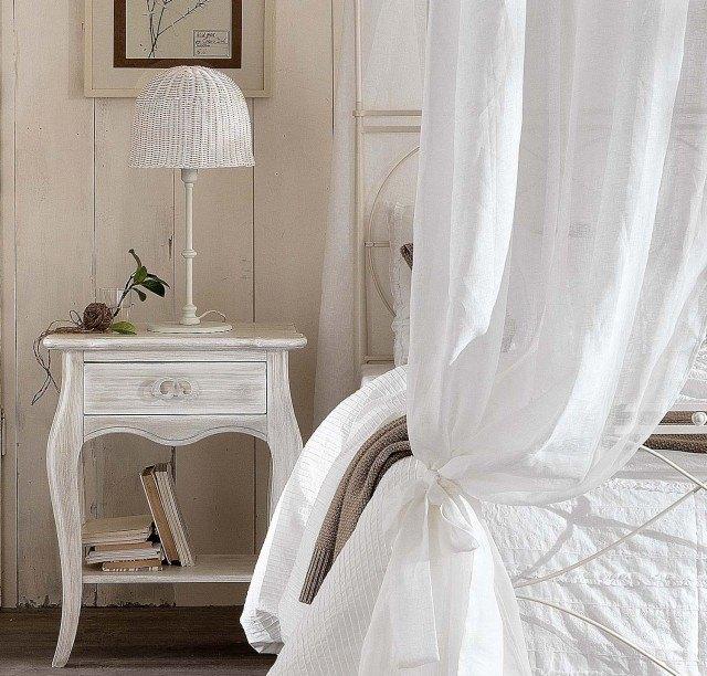 Chambre Coucher De Style Shabby Chic En 55 Ides