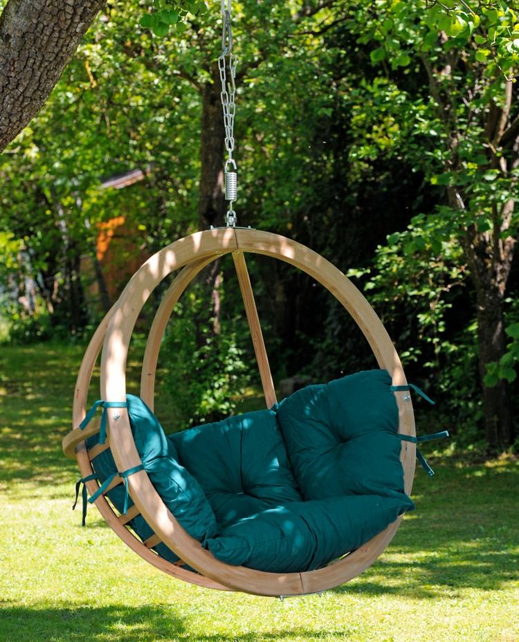 Hamac chaise et fauteuil suspenduides extrieur et intrieur