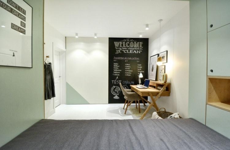 Chambre ado fille  meubles multifonctionnels et dcoration