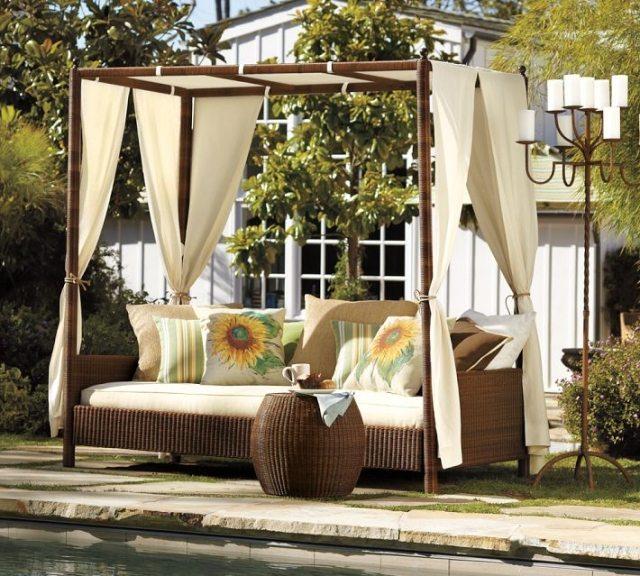 Coussin Extrieur 50 Ides Splendides Pour Votre Jardin
