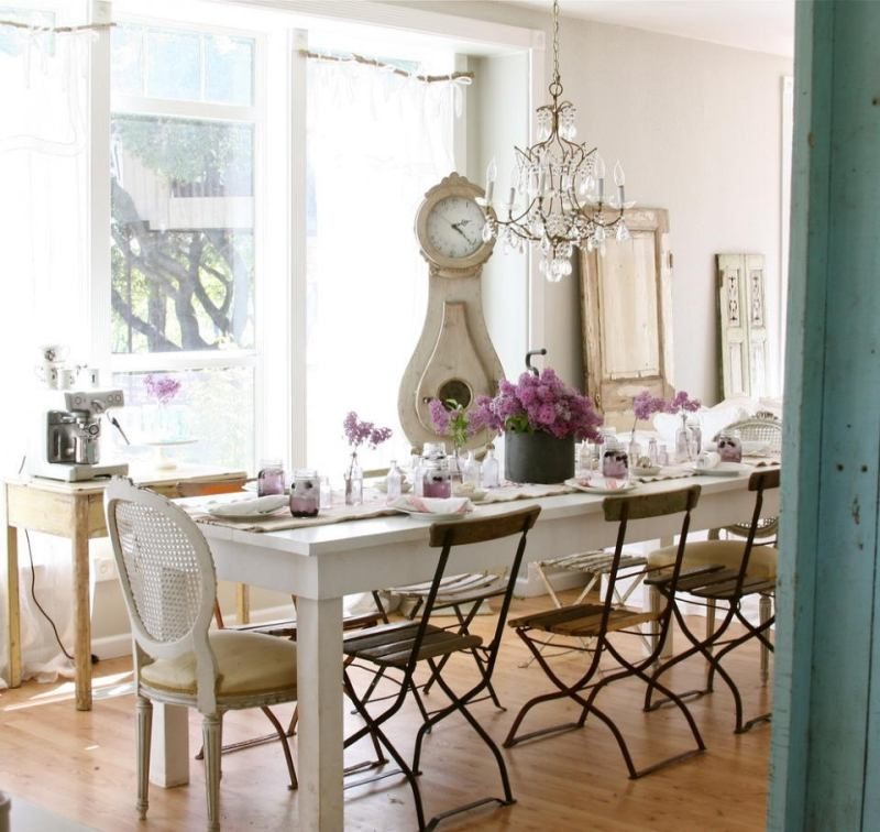 decoration shabby meubles recup