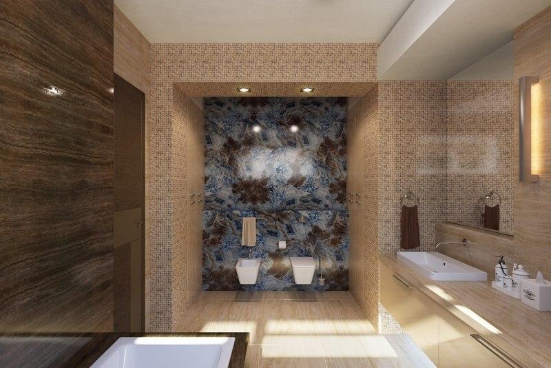 Design D\'intérieur De Salle De Bain Algerie