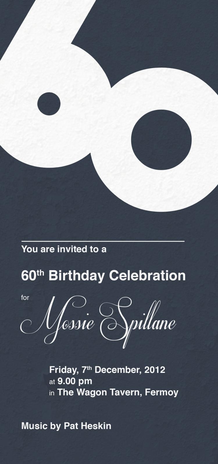 anniversaire 60 ans 55 idees sur les