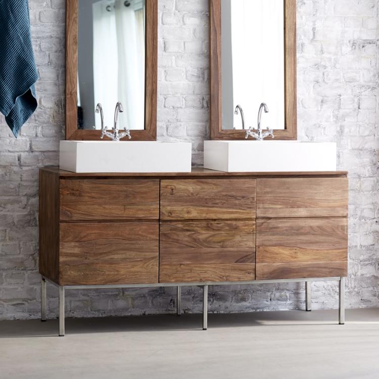 Meuble Double Vasque De Design Moderne En Exemples