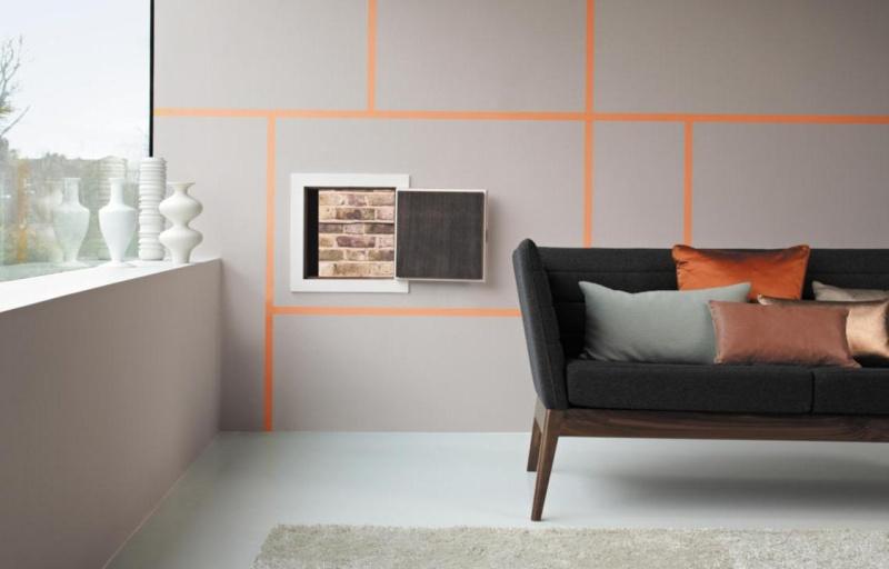 Peinture salon 2 couleurs ou unie  31 ides de couleurs 2015