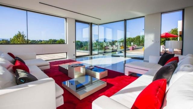 Salon design en 70 ides supers damnagement et dcoration