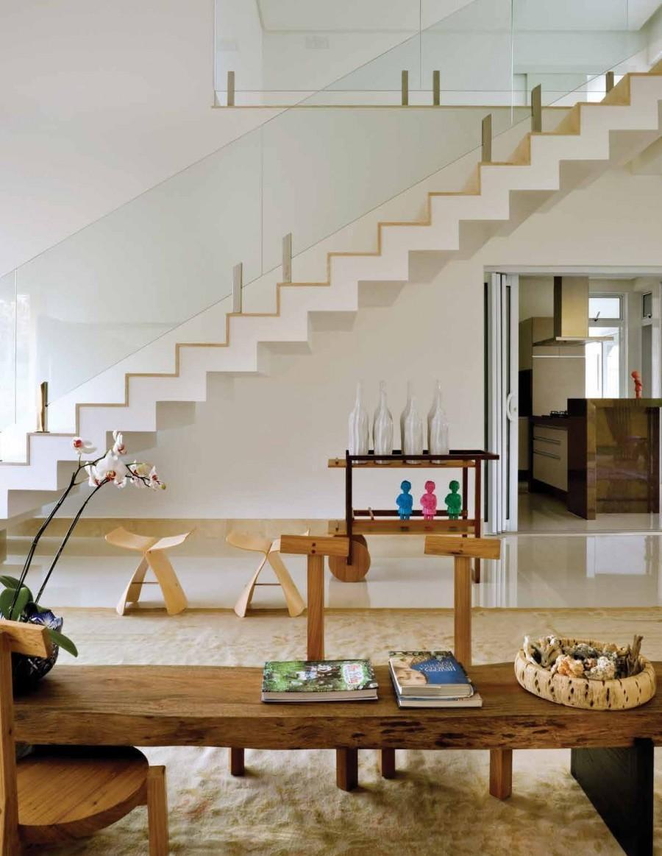 Design Interieur Escalier Design Bois Beton Metal