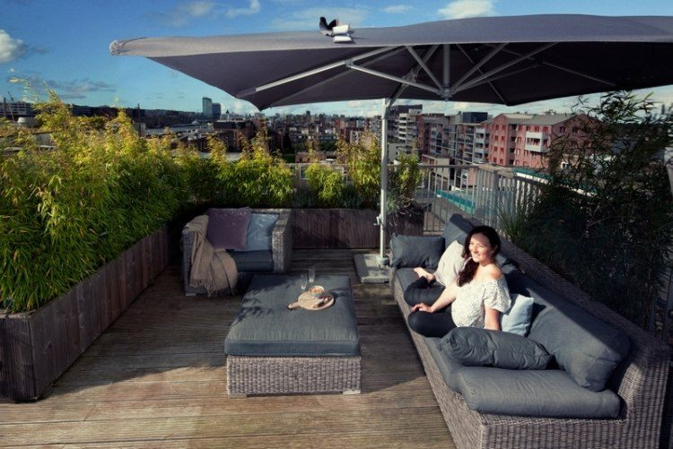 Amnagement De Jardin Et Terrasse Moderne En 42 Photos