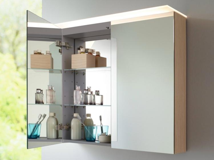 Armoire Salle De Bain Miroir Design