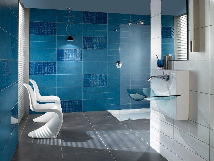 carrelage mural salle de bain panneaux