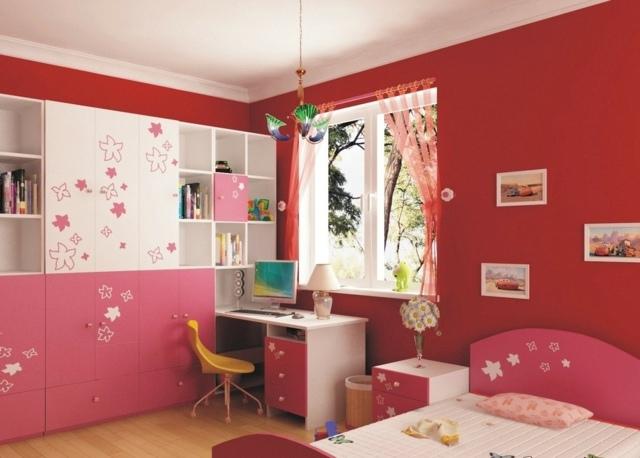Chambre petite fille en 105 ides de design et dcoration