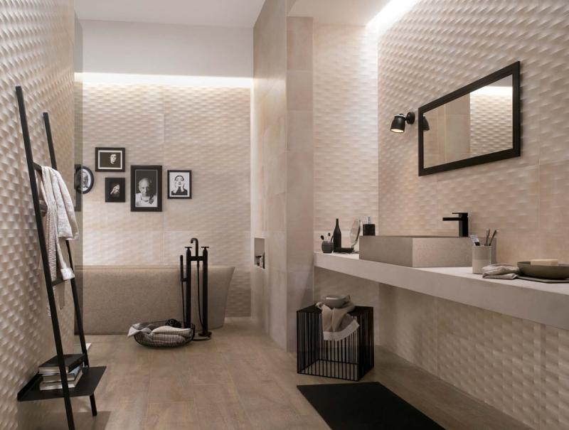 Best Salle De Bain Tadelakt Beige Gallery - Awesome Interior Home ...