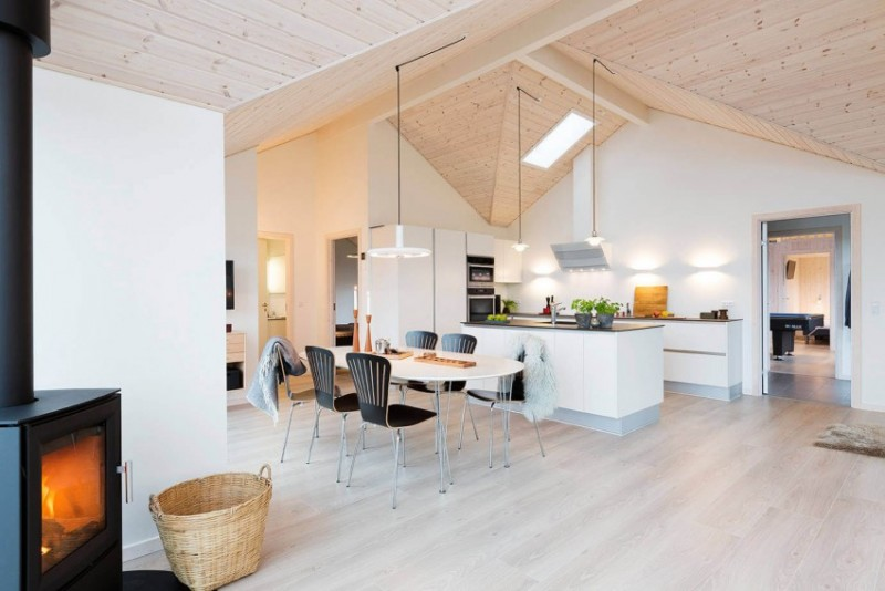 Trend Summer House Architecture Moderne Et Intrieur Bois