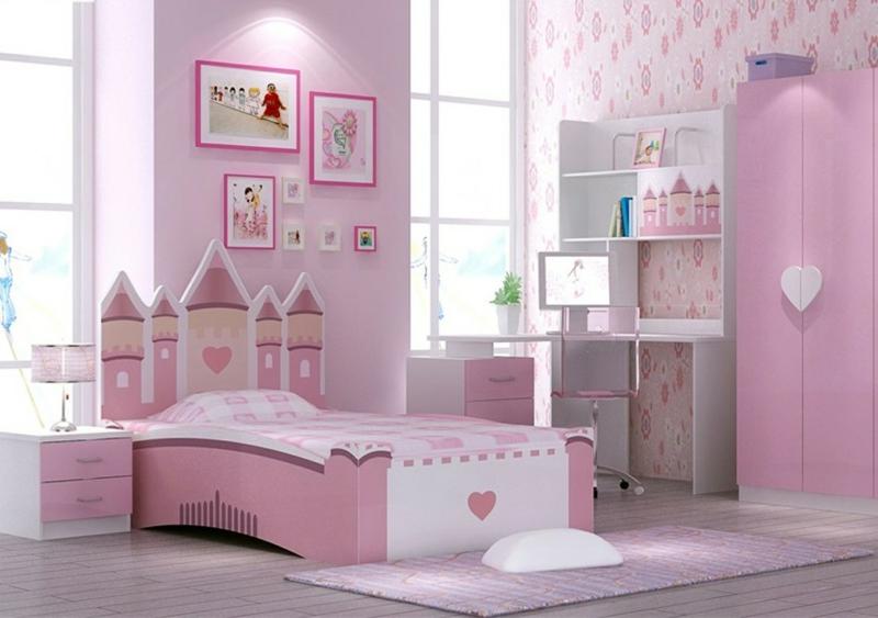 Lit Enfant Pour La Chambre Fille Ou Garçon En 41 Exemples