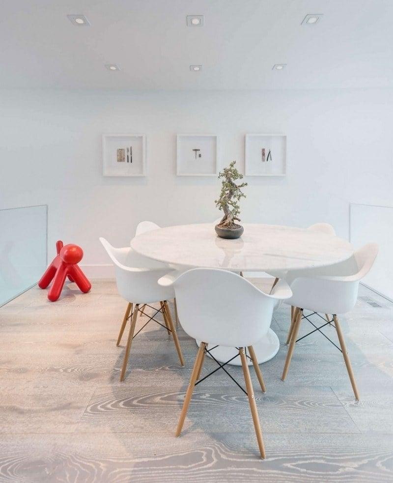 Decoration Mobilier Meubles Chaise Design Transparente