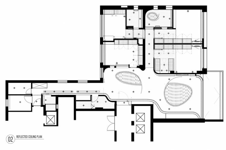 Idées d'aménagement et éclairage plafond d'un apprtement!