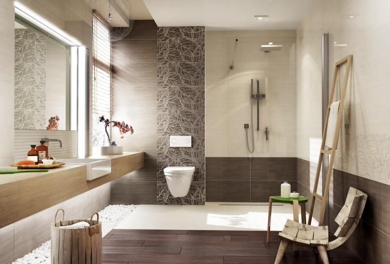 salle de bain beige idees de