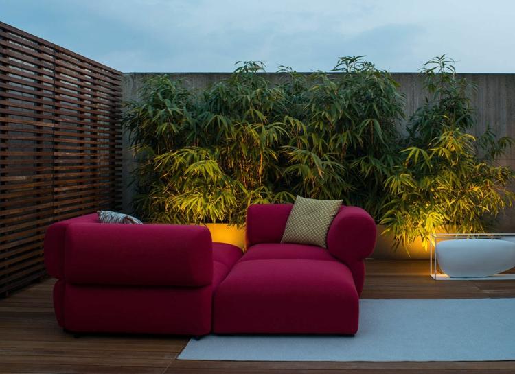 Casa Salon De Jardin