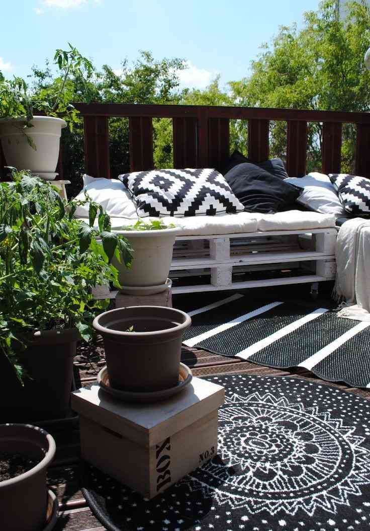 Plantes Dco Et Amnagement Balcon 30 Ides Fraches