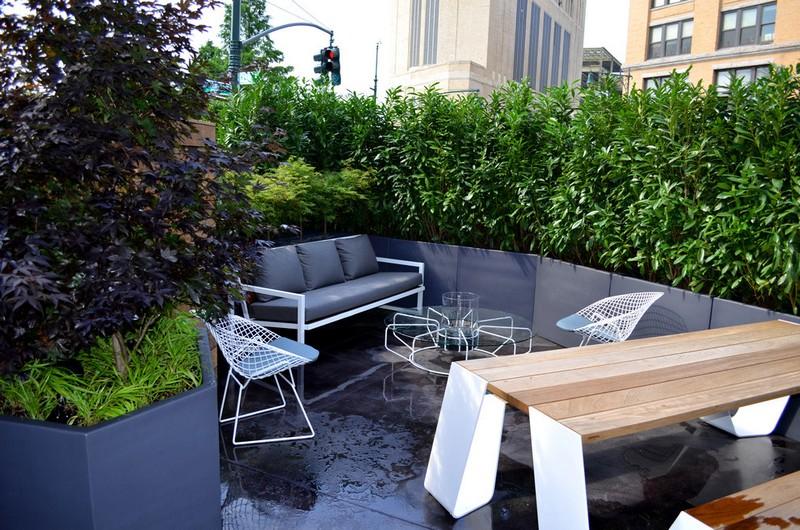 Bien-aimé Decoration Petit Jardin Exterieur. Latest Le Jardin Zen U Le Petit  JJ66