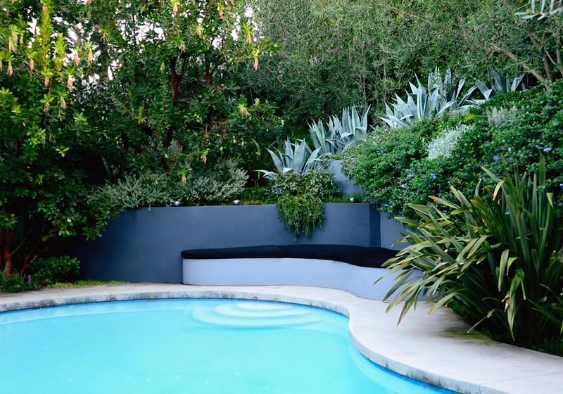 Amnagement Petit Jardin Dans Larrire Courides Modernes