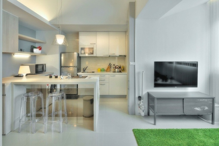 Stunning Amenagement Studio 22m2 Contemporary - Yourmentor.info ...
