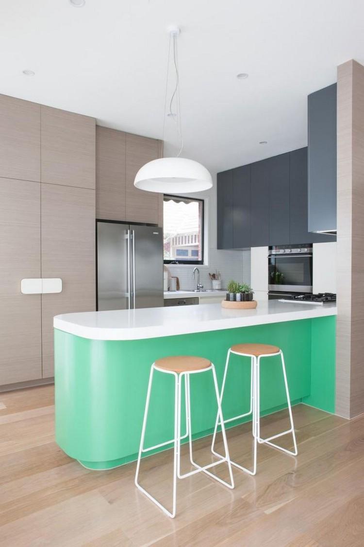 rideaux pour cuisine moderne