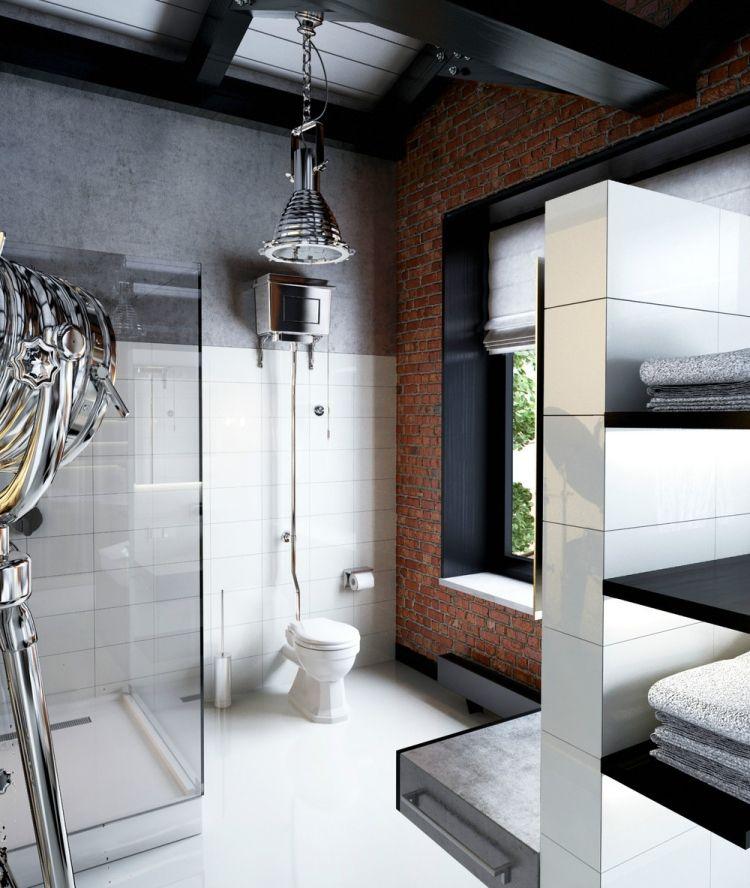 Design Interieur Mobilier Industriel Dans Linterieur Plan Ouvert Photos Cool