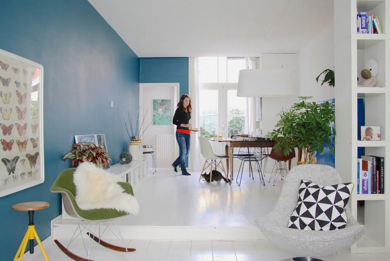 quelle nuance de peinture bleue 30
