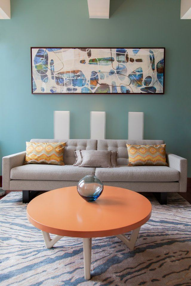 Quelle nuance de peinture bleue  30 exemples magnifiques
