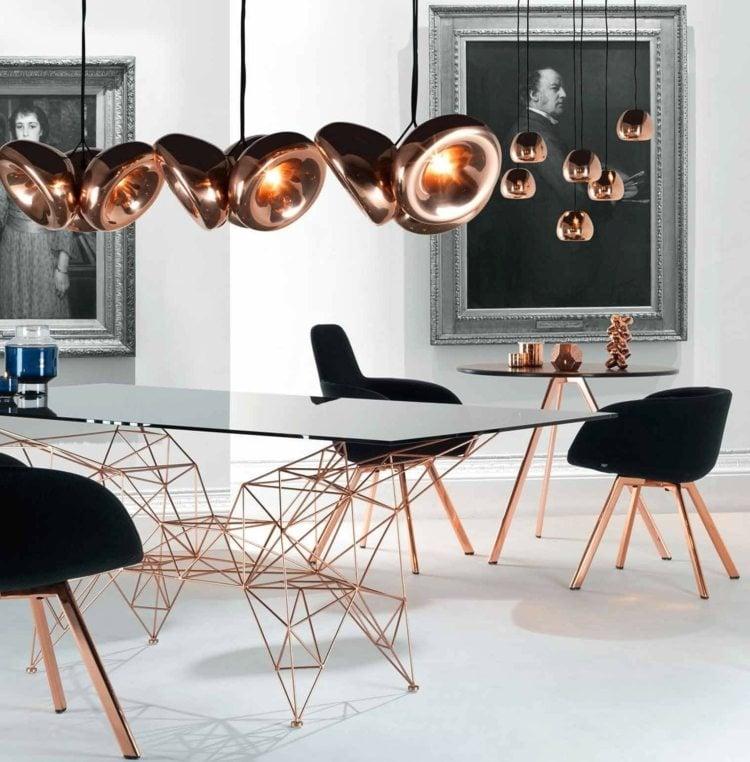 suspension salle manger salle manger by louise de miranda. Black Bedroom Furniture Sets. Home Design Ideas