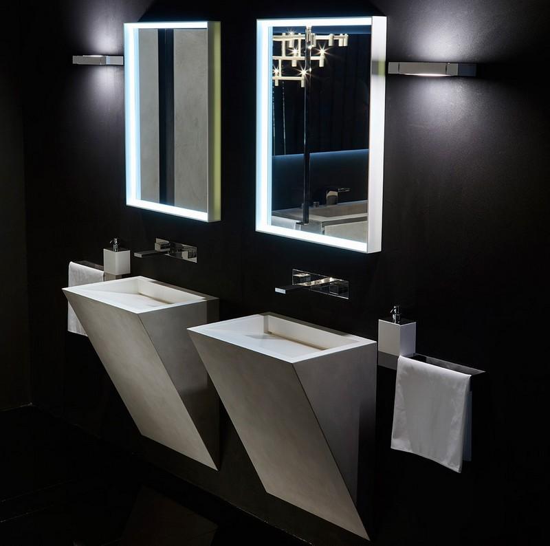 Vasque design pour les salles de bains modernes35 modles