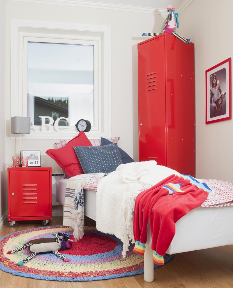 Chambre Multicolore Ado   1001 Idées Comment Aménager La Chambre Ado