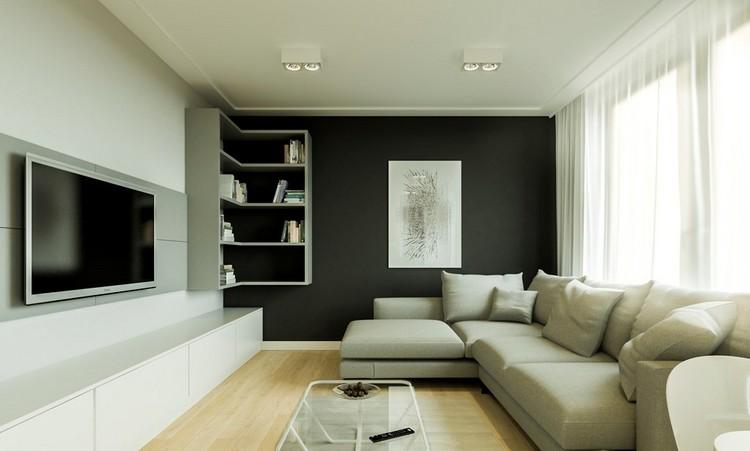 une option elegante pour le salon moderne