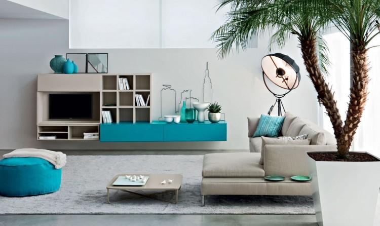 meuble modulable salon 25 designs