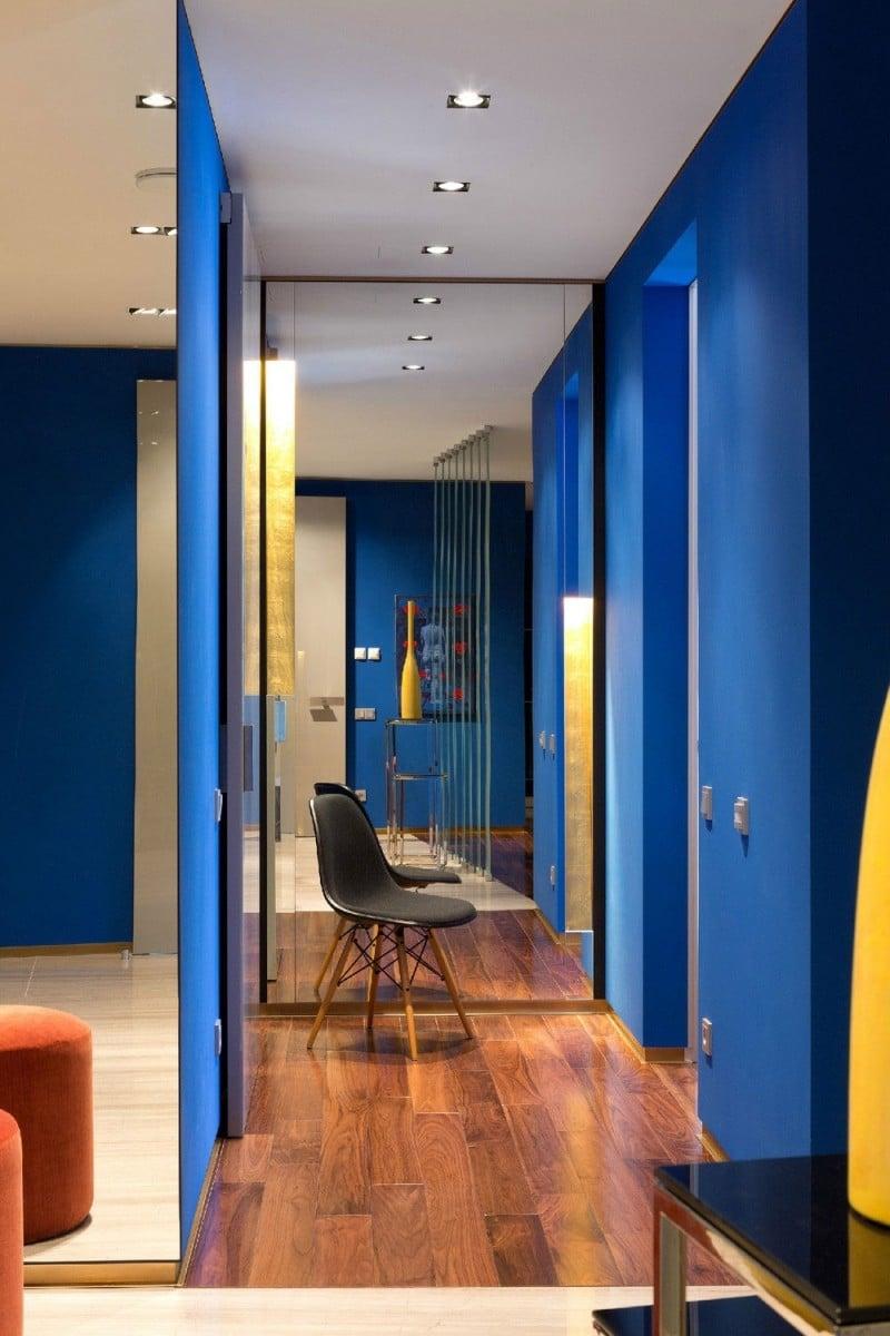 Peinture couloir et dcoration de lentre 57 ides en couleurs
