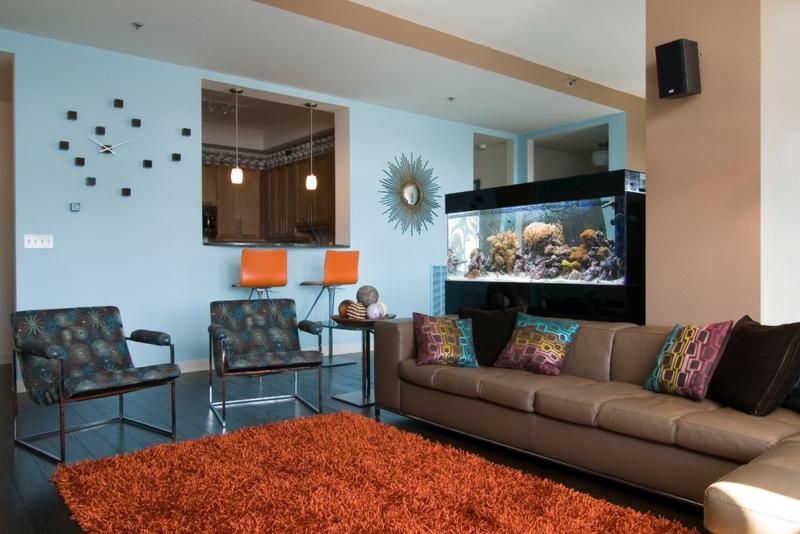 8 Endroits Propices O Placer L Aquarium Maison