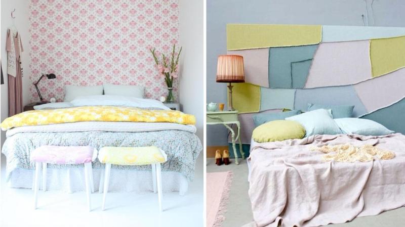 Quelle couleur pastel pour la chambre 20 ides super chic