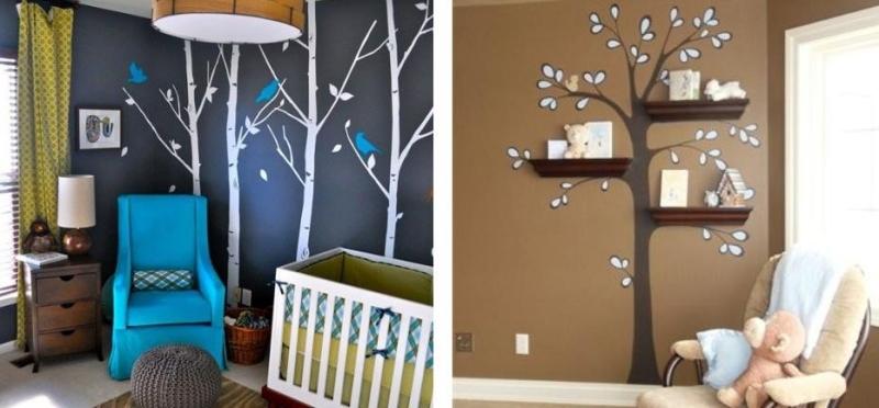 Dcoration chambre bb crative 35 ides en couleurs
