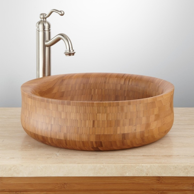 Plan Vasque Salle De Bain En Verre | Moregs