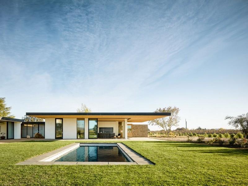 Maison Moderne Californienne - Décoration de maison idées de design ...